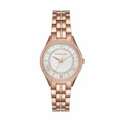 【当店1年保証】マイケルコースMichael Kors Womens Lauryn Quartz Watch with Stainless-Steel Str