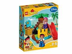レゴLEGO 2015 Duplo Disney Jake 10604 and The Neverland Pirates: Treasure Island
