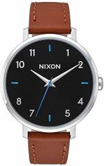 【当店1年保証】ニクソンNixon Arrow Leather A1091-019 Wristwatch for women Design Highlight