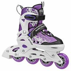 インラインスケートRoller Derby Stryde Girls Adjustable Inline Skates