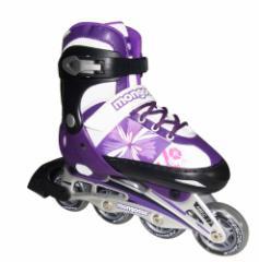 インラインスケートMongoose Girls Inline Skates, 5-8 Size/Large