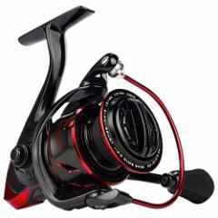 リールKastKing Sharky III Fishing Reel - New Spinning Reel - Carbon Fiber 39.5 LBs Max Drag - 10+1 Stainles