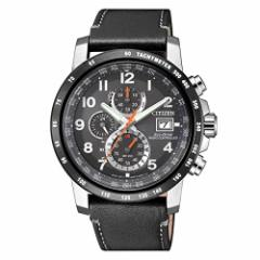 【当店1年保証】シチズンCitizen AT8124-08H Mens Eco-Drive Global Radio Controlled at Chronograph