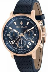 【当店1年保証】マセラティMaserati gran turismo R8871134003 Mens quartz watch