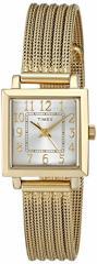 """【当店1年保証】タイメックスTimex Womens T2P4409J """"Main Street Modern Minis"""" Gold-Tone Watch"""