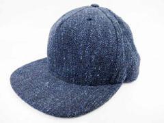 シュプリーム SUPREME ロゴ キャップ帽子 メンズ青【ブランド古着ベクトル】【中古】180218☆AA★ メンズ ベクトル【中古】
