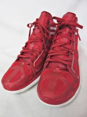 adidas スニーカー 赤 メンズ