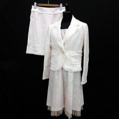 JOYBELLA フォーマル スーツ ワンピース スカート 3点セット ピンク size 11 171027 レディース