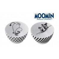 MOOMIN(ムーミン) ペアスープボウルセット MM700-79