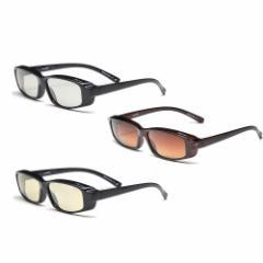 ellesse エレッセ メガネの上からかけられるオーバーサングラスSサイズ ES-OS03