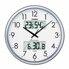 CASIO カシオ 壁掛け時計 生活環境お知らせ ITM-650J-8JF
