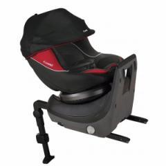 Combi(コンビ) チャイルドシート クルムーヴ ISOFIX エッグショックPJ ブラック 適応体重:18kg以下 (参考:新生児〜4才頃)