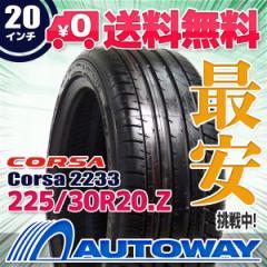 ◆送料無料◆【新品】 【タイヤ】 AC Corsa 2233 225/30R20 85W XL