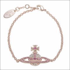 Vivienne Westwood ヴィヴィアン ウエストウッド vw-bbl1005-1 BBL1005 1 ブレスレット Kika CRYSTAL/ROSE