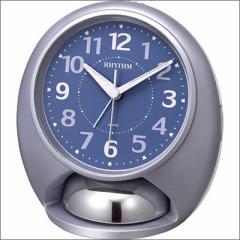 RHYTHM リズム時計 クロック 4RA480SR04 目覚まし時計 タフバトラーラウド