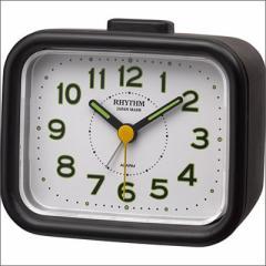 RHYTHM リズム時計 クロック 4RA481SR02 目覚まし時計 ジャプレクラフト