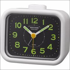 RHYTHM リズム時計 クロック 4RA481SR03 目覚まし時計 ジャプレクラフト