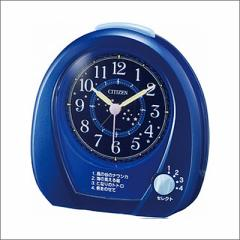 RHYTHM リズム時計 クロック 4RM755-011 目覚まし時計 メロディーボックス755