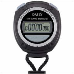 リズム時計 クロック 8RDA60DA02 ストップウォッチ060