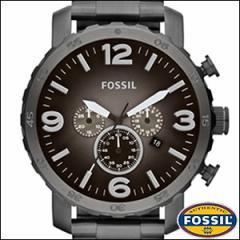 FOSSIL フォッシル 腕時計 JR1437 メンズ NATE ネイト クロノグラフ