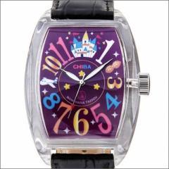 FRANK三浦 フランク三浦 腕時計 FM04NK-CHBBK ユニセックス ご当地三浦 千葉県 世界へ羽ばたく夢の国モデル