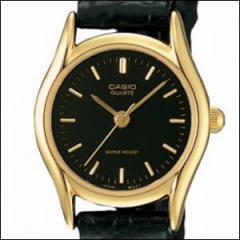 【レビューを書いてメール便送料無料】【箱無し】海外CASIO 海外カシオ 腕時計 LTP-1094Q-1A レディース BASIC ベーシック Analog アナロ