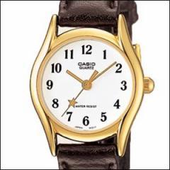 【レビューを書いてメール便送料無料】【箱無し】海外CASIO 海外カシオ 腕時計 LTP-1094Q-7B4 レディース BASIC ベーシック Analog アナ