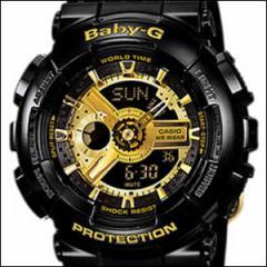海外CASIO 海外カシオ 腕時計 BA-110-1A レディース BABY-G ベビージー