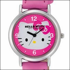 Q&Q キュー&キュー 腕時計 HK15 130 レディース HELLO KITTY ハローキティ Citizen シチズン
