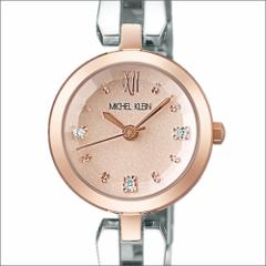 MICHEL KLEIN ミッシェルクラン 腕時計 AJCK718 レディース SEIKO セイコー カットガラス スワロフスキー