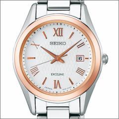 74783c0e0508 【正規品】SEIKO セイコー 腕時計 SWCW150 レディース DOLCE&EXCELINE ドルチェ&エクセリーヌ ソーラー電波