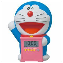 SEIKO セイコー クロック JF374A -9 JF374A 目覚まし時計 ドラえもん おしゃべり目覚まし時計