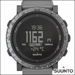 SUUNTO スント 腕時計 SS020344000 メンズ Core コア Dusk Grey ダスクグレー