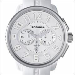 Tendence テンデンス 腕時計 TG036013 ユニセックス GULLIVER Round ガリバー ラウンド クロノグラフ 旧品番 02036013AA