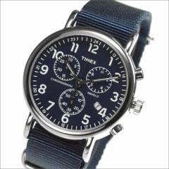 TIMEX タイメックス 腕時計 TW2P71300 メンズ WEEKENDER ウィークエンダ クロノグラフ