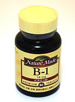 【送料無料】栄養機能食品 ビタミンB1 80粒入り ×24個【イージャパンモール】