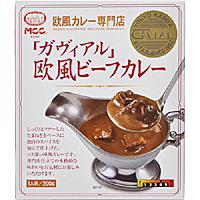 【送料無料】MCC食品 MCC食品 ガヴィアル欧風ビーフカレー 200g ×40個【イージャパンモール】