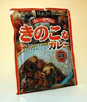 ハチ食品 きのこなカレー 200g ×40個【イージャパンモール】