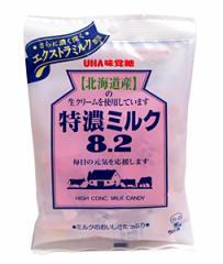 ★まとめ買い★ UHA味覚糖 特濃ミルク8.2 105g ×6個【イージャパンモール】