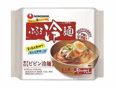 ★まとめ買い★ 農心 ふるる冷麺(ビビン麺) ×10個 本場韓国冷麺【イージャパンモール】