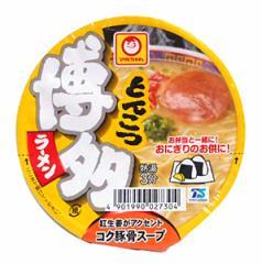 ★まとめ買い★ 東水 まめとんこつ博多ラーメン 37g ×12個【イージャパンモール】