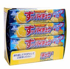 ★まとめ買い★ 森永製菓 すッパイチュウ すっぱいレモン味 12粒 ×12個【イージャパンモール】