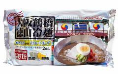★まとめ買い★ 徳山 大阪鶴橋徳山冷麺 キムチ味 2食 ×12個【イージャパンモール】