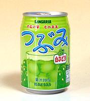 ★まとめ買い★ サンガリア つぶみ白ぶどう 280g缶 ×24個【イージャパンモール】