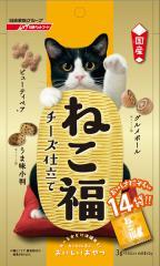 ★まとめ買い★ ねこ福 チーズ仕立て 3g×14袋 ×30個【イージャパンモール】