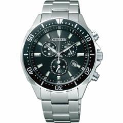 【送料無料】シチズン メンズ腕時計 ブラック VO10−6771F【代引不可】【ギフト館】
