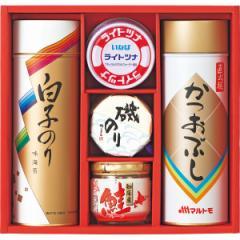 【送料無料】のり・かつおぶし・瓶詰・缶詰セット SIT−30【代引不可】【ギフト館】