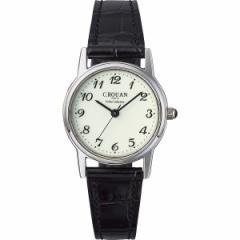 【送料無料】セ・ルーアン レディース腕時計 ブラック RO−055LB−01CR【代引不可】【ギフト館】