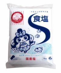 塩事業センター 食塩 1kg【イージャパンモール】