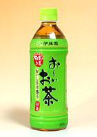 伊藤園 お〜いお茶 緑茶 500ml PET【イージャパンモール】